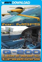 Quickie Q-200 (MSFS)