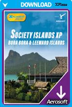 Society Islands XP - Bora Bora & Leeward Islands (XPlane11)