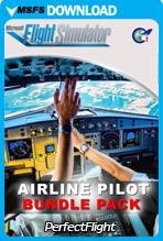 Airline Pilot Bundle Pack (MSFS)