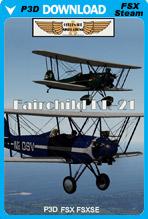 Fairchild KR-21 (FSX/P3D)