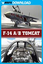 F-14 A/B Tomcat (MSFS)