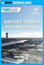 Airport Tehran International (MSFS)
