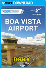 Boa Vista Airport (MSFS)