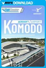 Airport Komodo (MSFS)