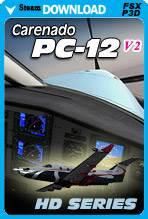 Carenado PC-12 HD Series V2