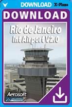 Rio de Janeiro International Airport V2 XP (X-Plane)