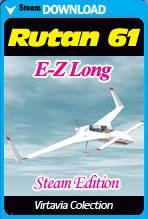 Rutan 61 Long E-Z (Steam)