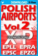 Polish Airports Vol.2 XP (X-Plane)