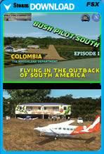 Bush Pilot - South Colombia 1