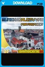 SamScene - Munich RealCity VFR for P3D
