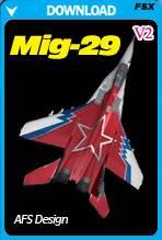 Mig-29 V2 (FSX)