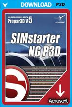 SIMstarter NG P3D