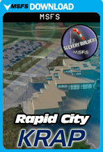 Rapid City Regional Airport (KRAP) MSFS