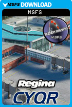 Regina International Airport (CYQR) MSFS