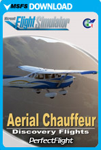 Discovery Flights - Aerial Chauffeur (MSFS)