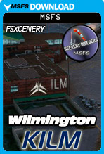 Wilmington International Airport (KILM) MSFS