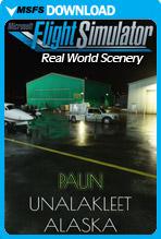 Unalakleet, Alaska (PAUN) MSFS