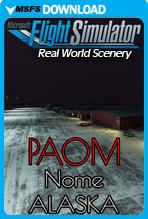 Nome - Alaska (PAOM) MSFS