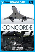 Concorde (FSX/P3D)