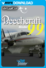 Beechcraft Model 99 Series (MSFS)
