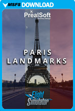 Paris Landmarks (MSFS)