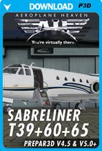 Sabreliner (P3D)