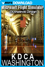 Washington National KDCA (MSFS)