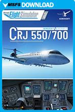 Aerosoft CRJ 550/700 (MSFS)