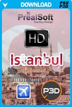 Istanbul City (FSX/P3D)