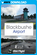 Blackbushe Airport (EGLK) MSFS