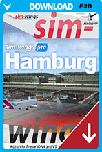 Sim-Wings Pro Hamburg (P3D)