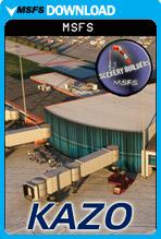 Kalamazoo Battle Creek International Airport (KAZO) MSFS