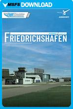 Airport Friedrichshafen (MSFS)