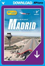 Airport Madrid (X-Plane 11)