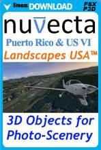 Landscapes USA Puerto Rico & US Virgin Islands