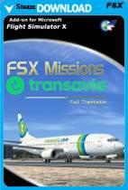 FSX Missions - Transavia Airlines