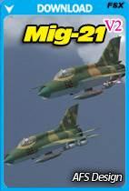 Mig-21 v2(FSX)