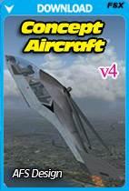 Concept Aircraft v4 (FSX)