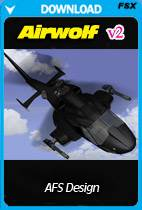 Airwolf X V2 (FSX)