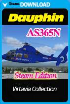 AS365 Dauphin (Steam)
