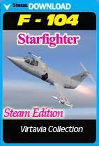 F-104 Starfighter (Steam)