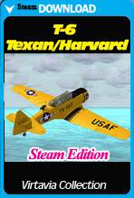 T-6 Texan/Harvard (Steam)