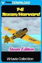 T-6 Texan/Harvard (Steam)