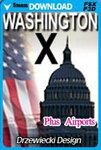 Washington DC X