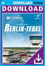 Airport Berlin-Tegel XP (X-Plane)
