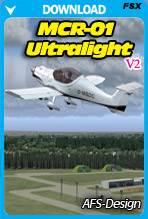 MCR-01 Ultralight v2 (FSX)