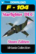 F-104 Starfighter DLC Package (Steam)