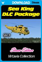 Sikorsky SH-3 Sea King DLC Package (Steam)