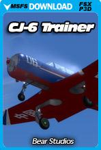 CJ-6A NanChang Primer Trainer