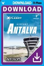 Airport Antalya XP (X-Plane)